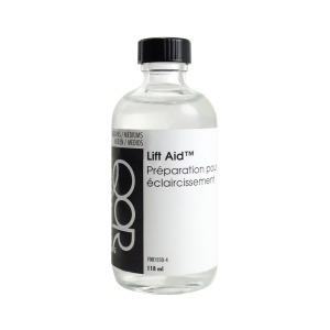 쿠아 수채 보조제 QoR Lift Aid TM (QoR Medium 118 ml)